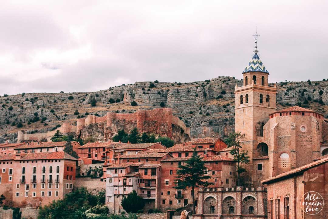 Casas y calles históricas de Albarracin que debes visitar