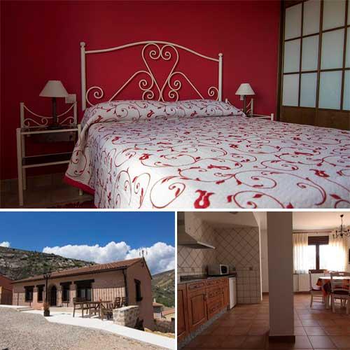 Foto de los Apartamentos Barrena en Albarracin, Teruel