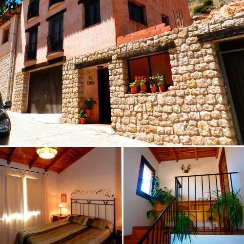Imágenes El Brezo Apartamentos en Albarracin