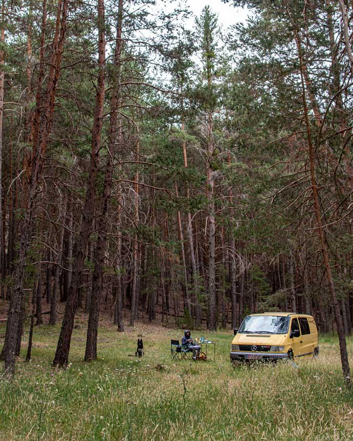 Albarracín en Autocaravana o Camper: la Sierra para recorrer a tu ritmo