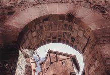 Fotografía de la Casa de la Julianeta en Albarracín, Teruel.
