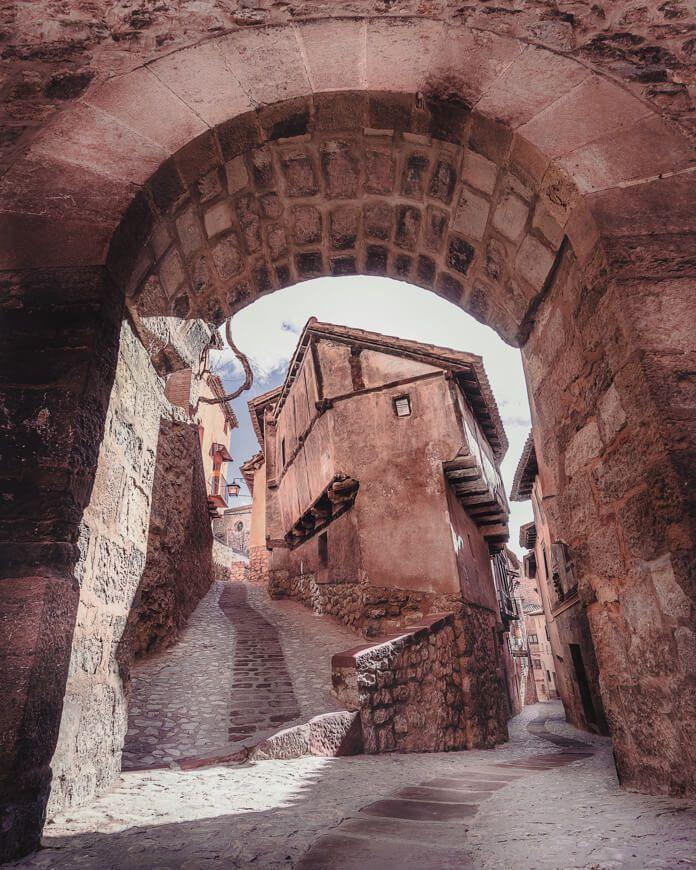 La Casa de la Julianeta, la más fotografiada de Albarracín