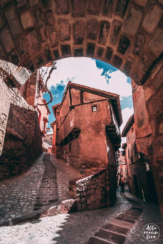 Fotografia de la Casa La Julianeta de Albarracin