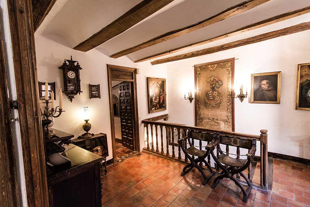 Fotografia de la Casa de los Perez y Toyuela