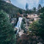 Cascada Batida de Calomarde, un paseo casi mágico cerca Albarracín