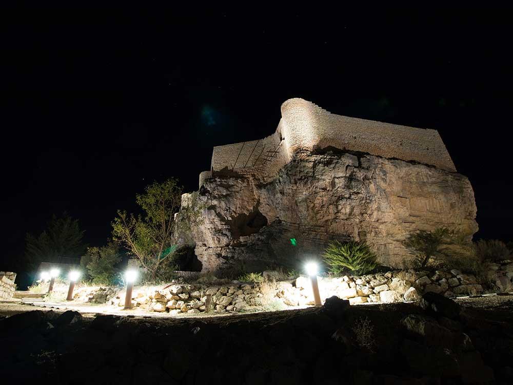 Imagen del Castillo de Albarracín