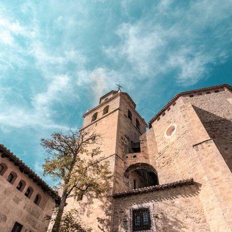 La Fundación Santa María, 21 años revalorizando el patrimonio de Albarracín
