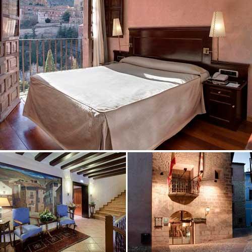 Fotografia del Hotel Albarracin