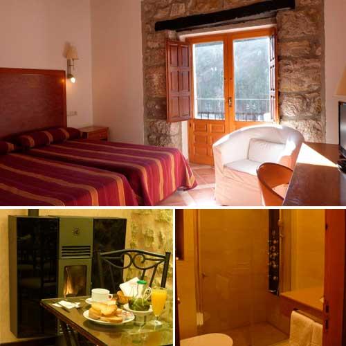 Imagen del Hotel Arabia en Albarracin-Teruel