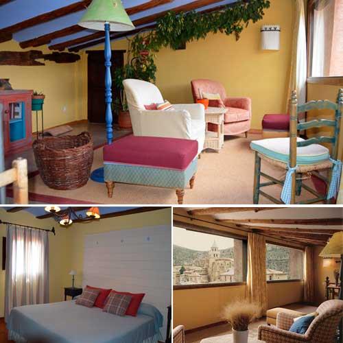 Imagen del Hotel Casa de Santiago en Albarracin Teruel