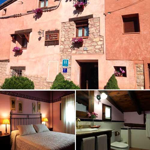 Foto del Hotel Casa del Abuelo en Albarracin