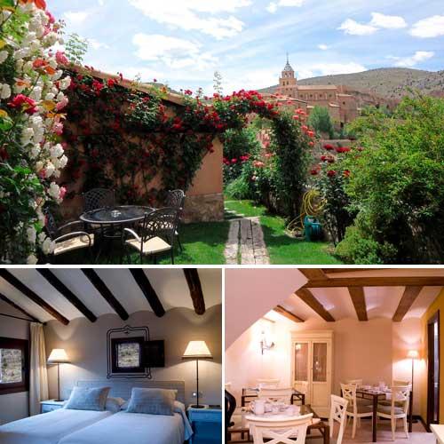Foto del Hotel La Casa del tio Americano en Albarracin