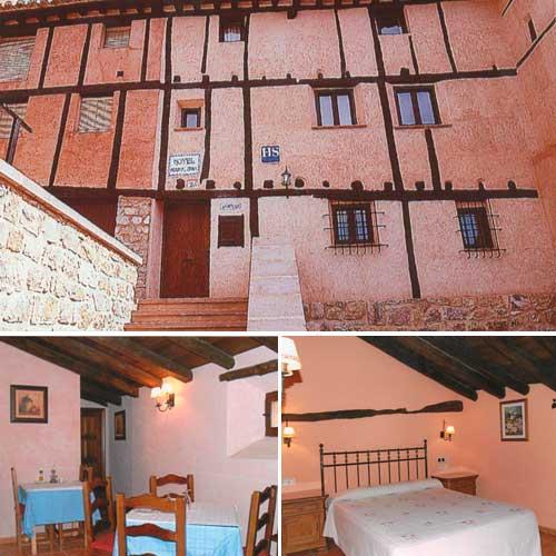Hotel en Albarracin Parada del Carmen