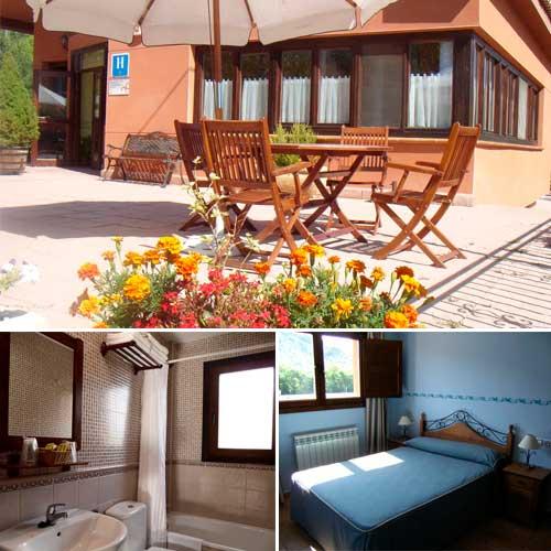 Imagen del Hotel Valdevecar de Albarracin