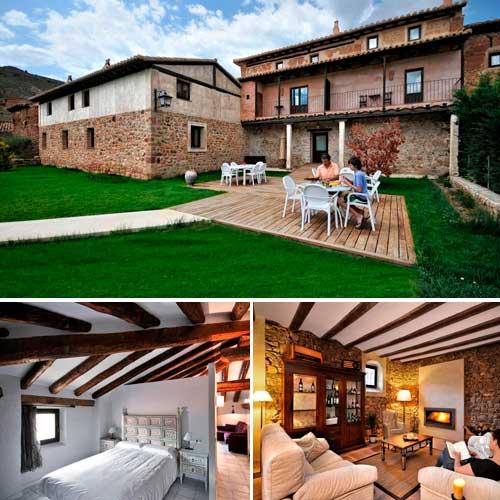 Fotos exteriores e interiores de La Casa Grande Albarracín