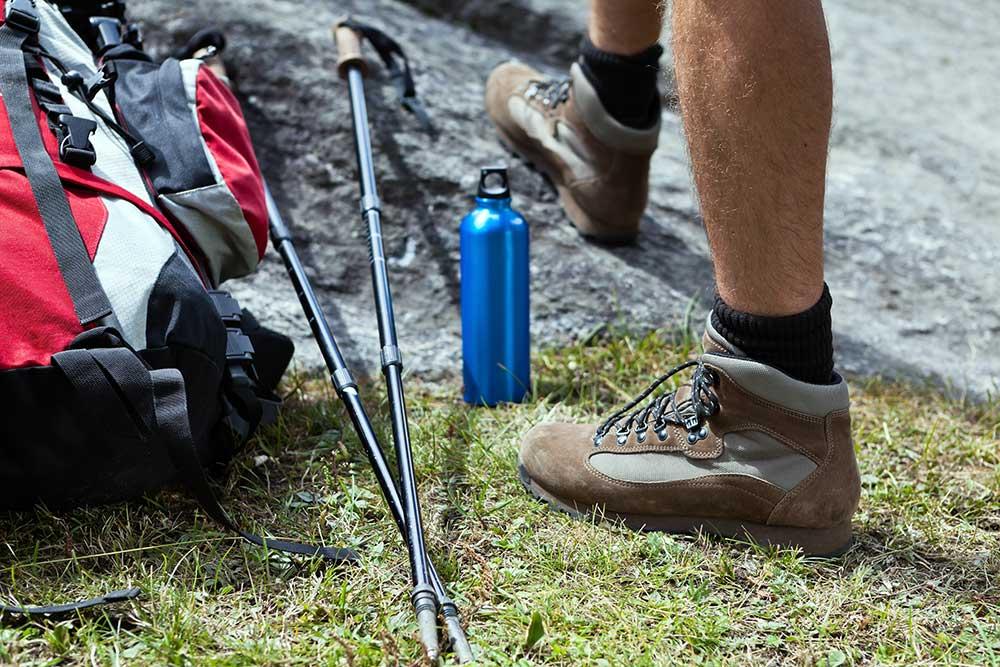 Imagen de los alojamientos y lugares de descanso para deportistas en la Sierra de Albarracin