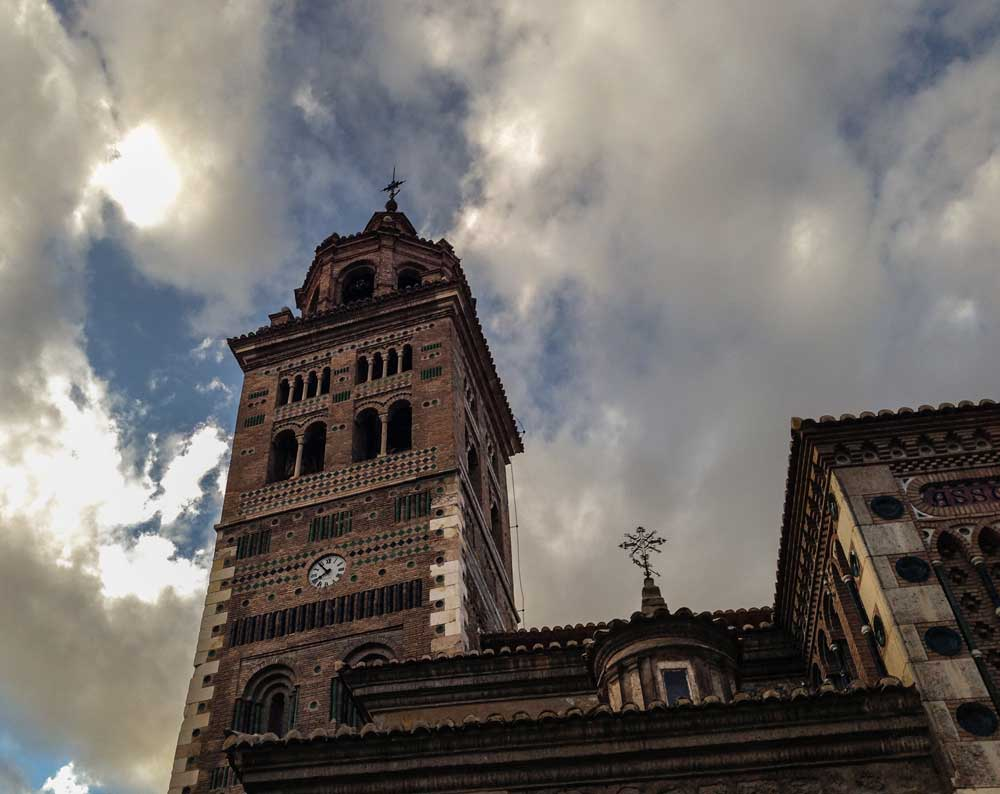 Fotografía de Teruel, Aragón, España, ciudad monumental