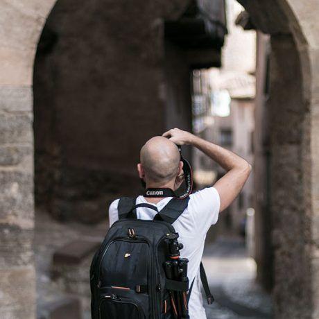Visitas guiadas en Albarracin: El Andador y la Fundación Santa María
